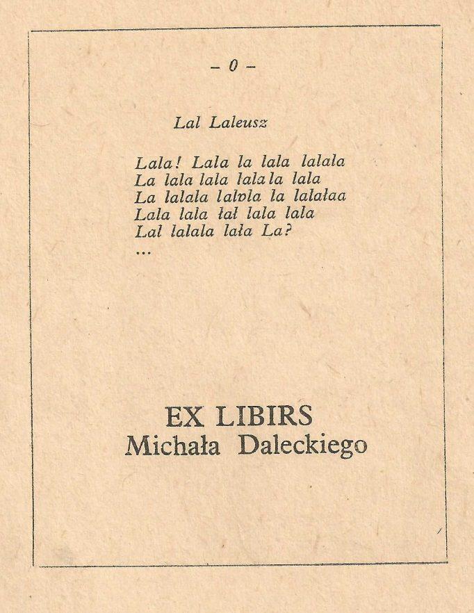 exlibris 8